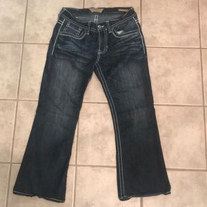 "Big Star ""Orion"" Slim Boot Cut Jeans. 32""X27""."